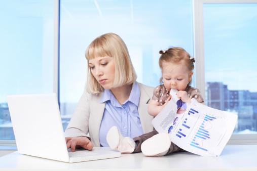 Teilzeitmodelle berufstätige Mütter