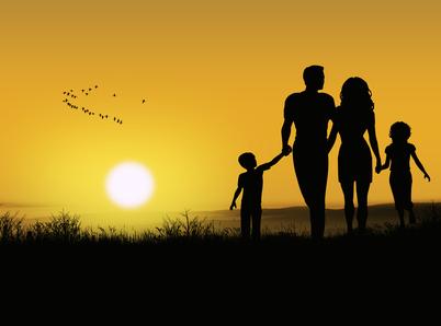 Familien Doppelverdiener