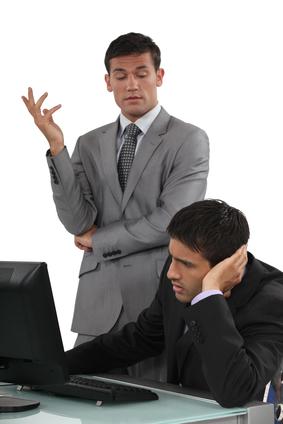 Kollegen hört sich gerne reden