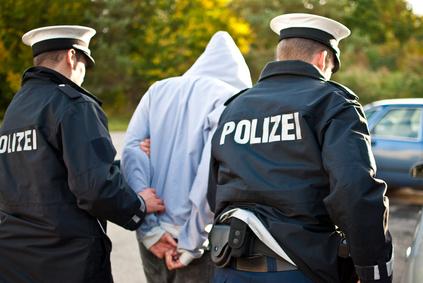 Polizei-Gehalt