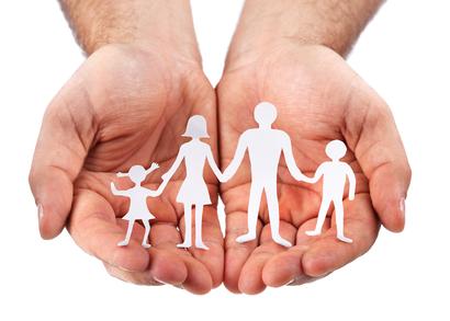 Vom gehalt Familie ernähren