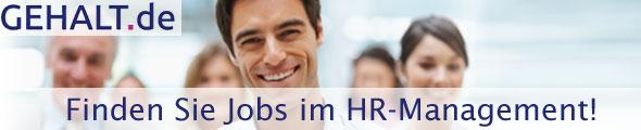 Jobs im HR-Management