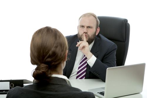"""Führen Firmen """"schwarze Listen"""" über schlechte Arbeitnehmer?"""